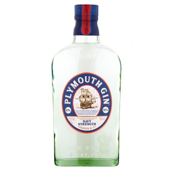 Gin - Plymouth gin navy strength (England) -