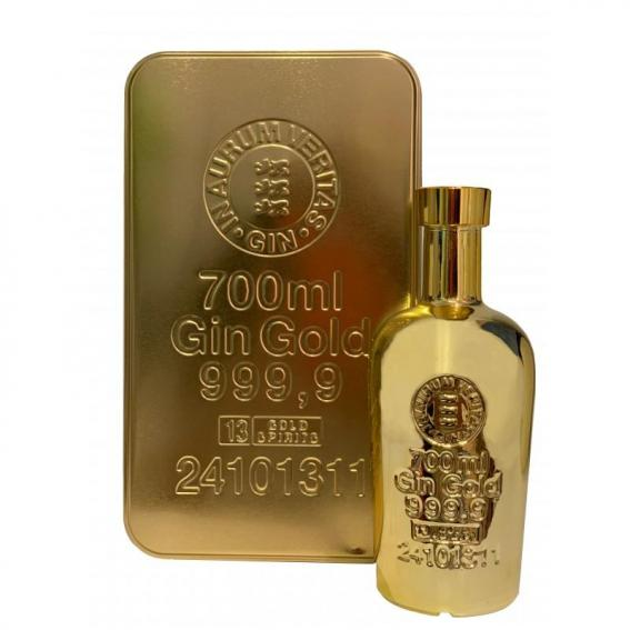 Gin - Gin Gold 999,9 Bullion (France) -