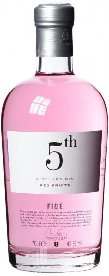 Gin - Gin 5th Fire Pink (Spain) -