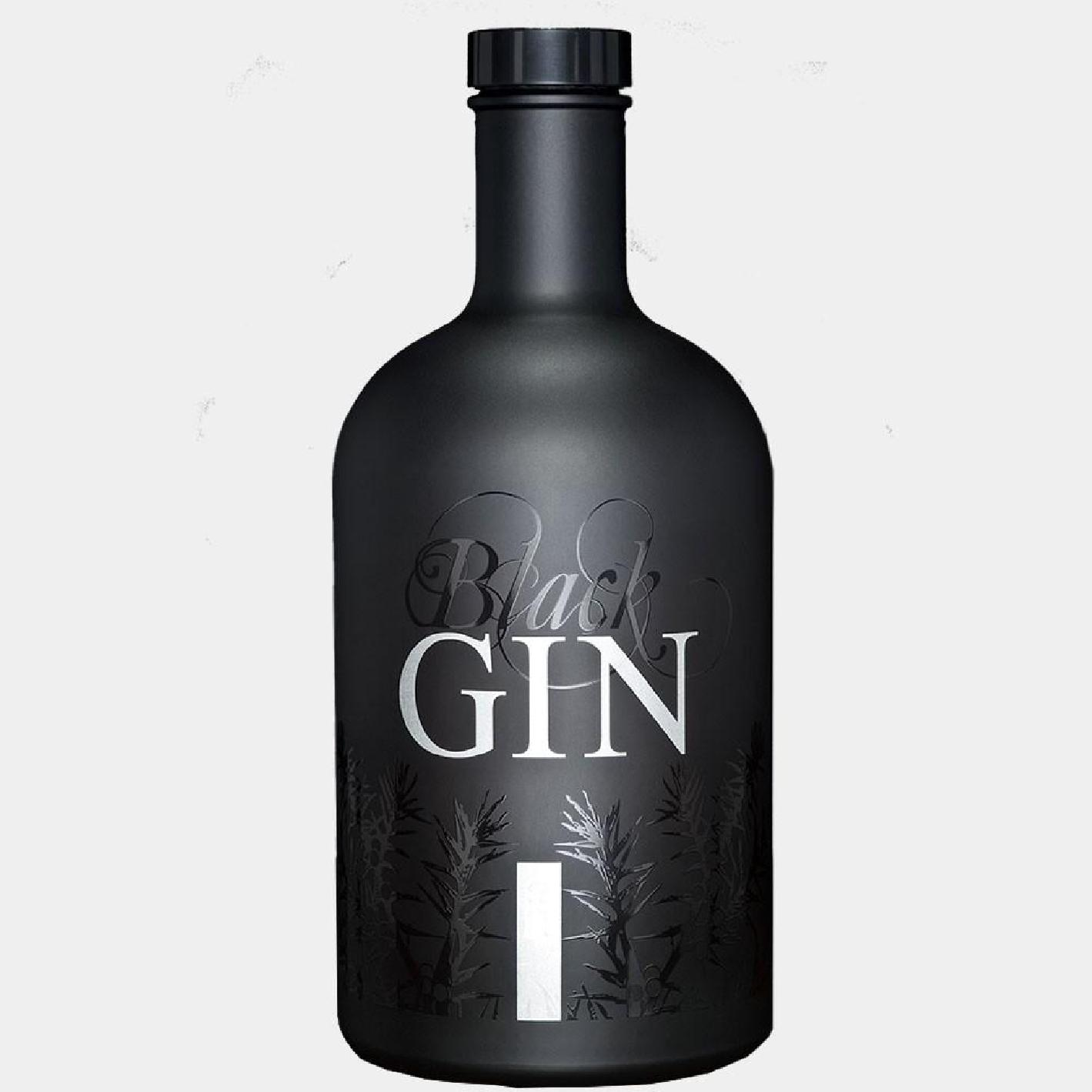 Gin - Gansloser Black Gin (Germany) -