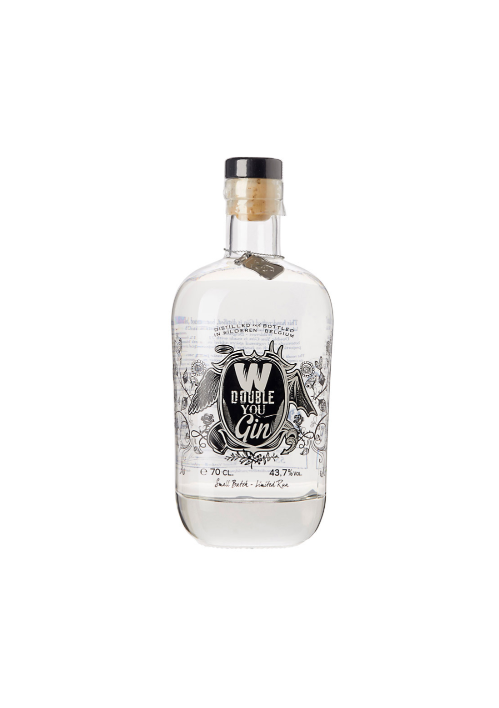 Gin - W Double You Gin (Belgium) -