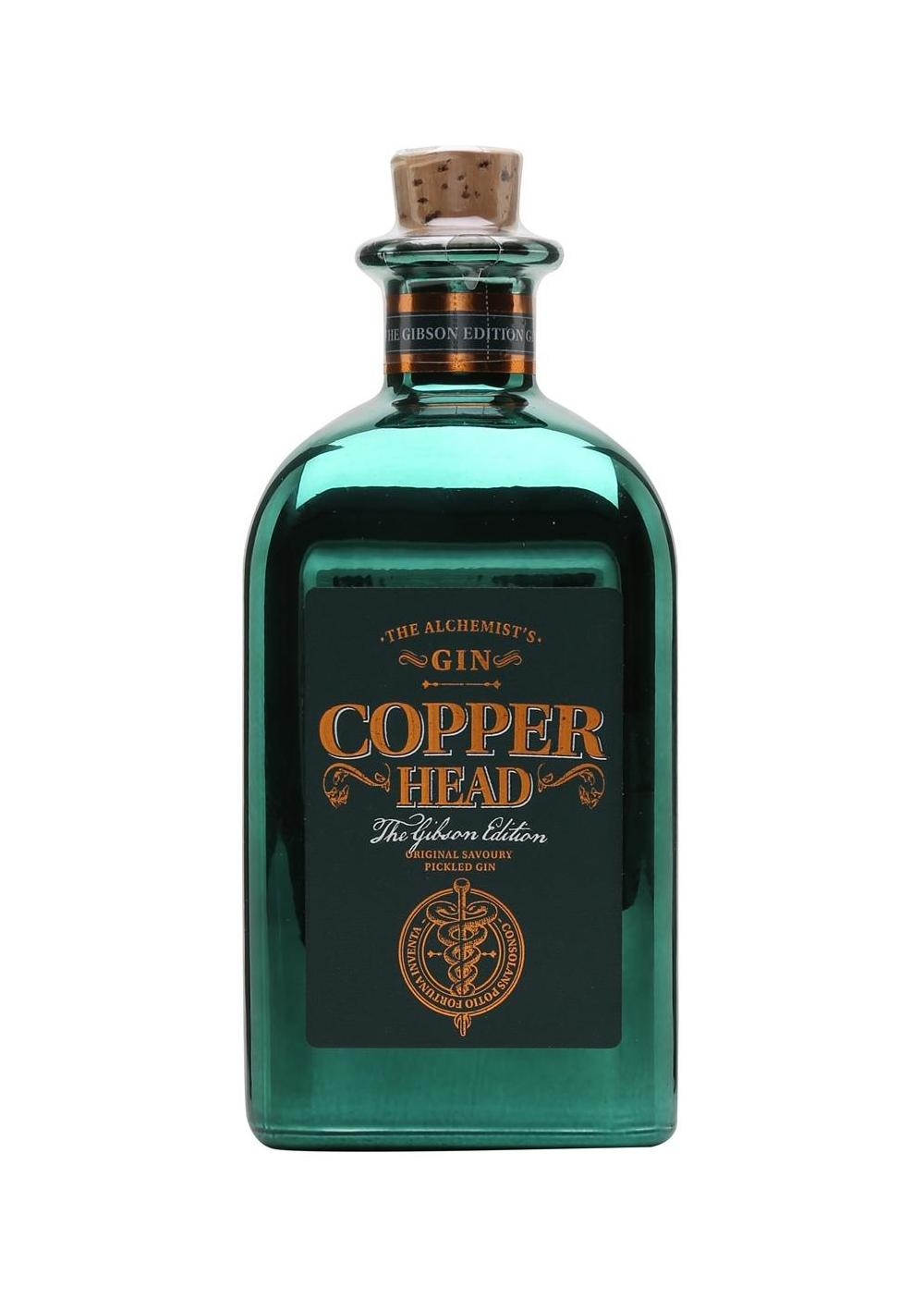 Gin - Copper Head The Gibson Edition (Belgium) -