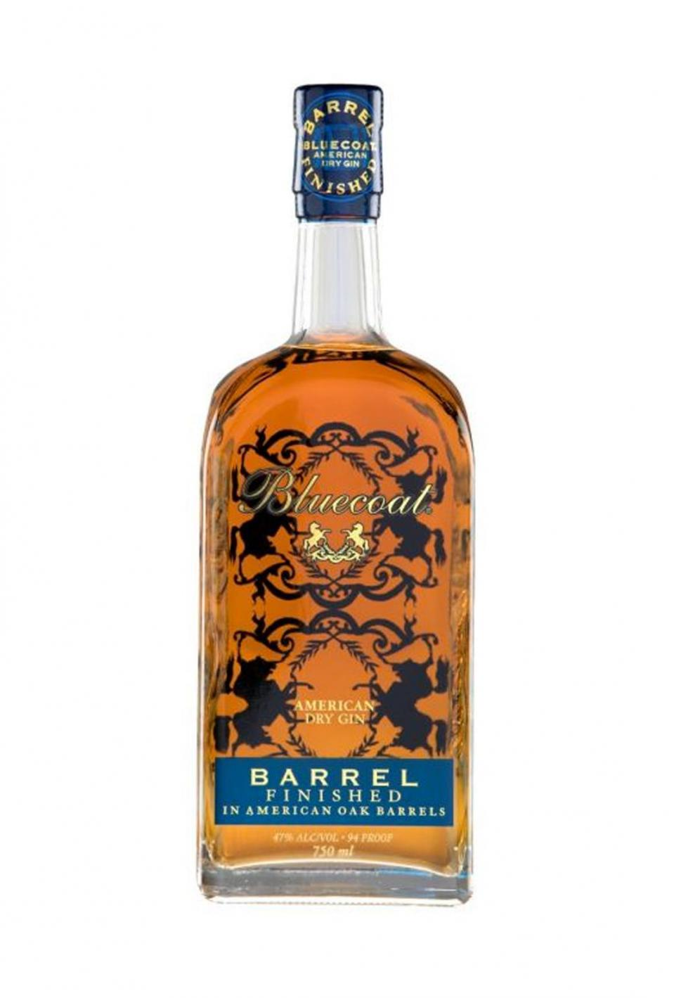 Gin - Bluecoat Barrel Finished Gin (USA) -