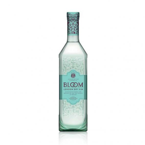 Gin - Bloom London Dry Gin (England) -